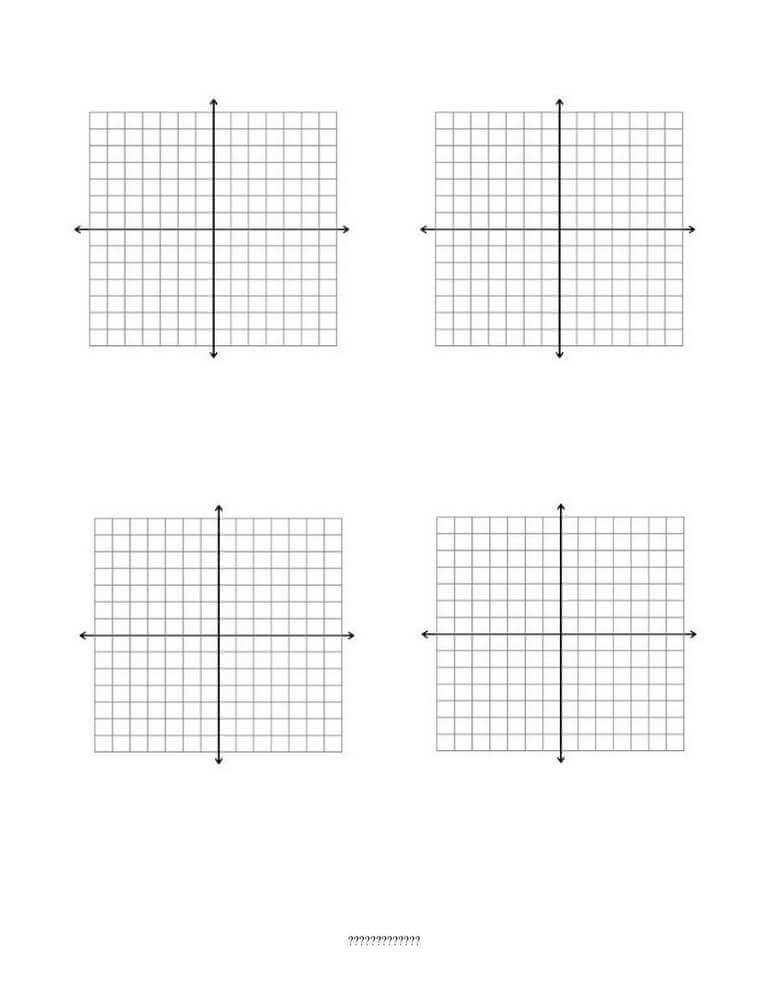 Printable Graph Paper For Various Subjects Mous Syusa